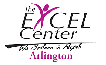 Excel Center Arlington | Mental Health | Substance Abuse | Texas Logo